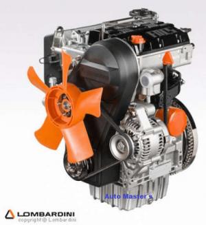 Motor Lombardini LDW-502