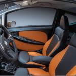 coche sin carnet m14 inerior en piel