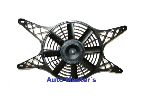 Electro-ventilador Ligier, Microcar