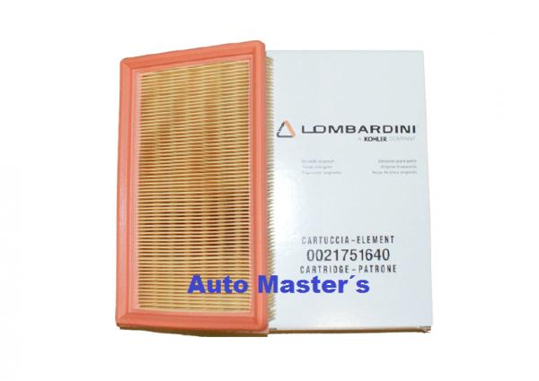 Filtro aire Lombardini LDW-502 origen