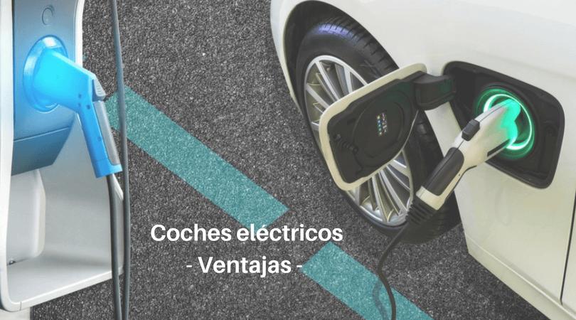 Ventaja coches eléctricos