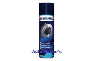 Spray limpiador de frenos BERNER
