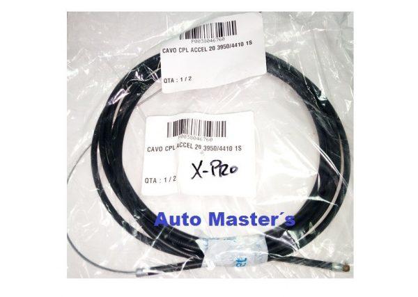 Cable acelerador X-Pro