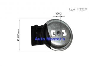Soporte silentblock motor Ligier-Microcar