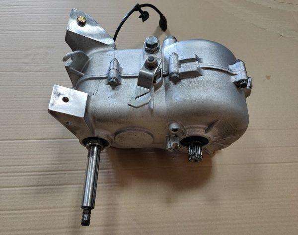 Caja cambio MC-1 MC-2